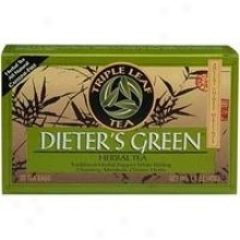 Triple Leaf Dieters Green Tea 20bags