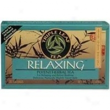 Triple Leaf Relaxing Herb Tea 20bags
