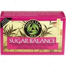 Triple Leaf Sugar Balance & Women's Tonic Tea 20bags