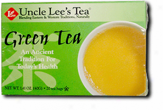Uncle Lee's Green Tea 20tbags