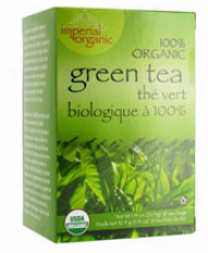 Uncle Lee's Imperial Organic Green Tea 18 Ct
