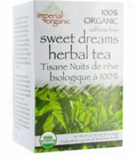 Uncle Lee's Imperial Organic Sweet Dreams Herbal Tea  18 Ct
