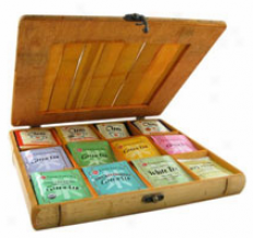 Uncle Lee's Special Bamboo Tea Chest 60 Bags
