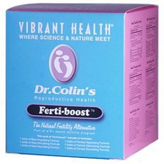 Vibrant Health's Fertiboost Reproductive Health Against Couples
