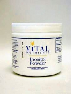 Vital Nutrient's Inositol Powder 8 Oz