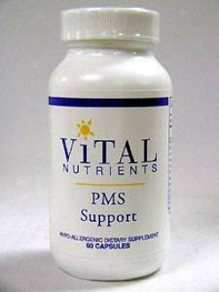 Vital Nutrient's Pms Support 60 Caps