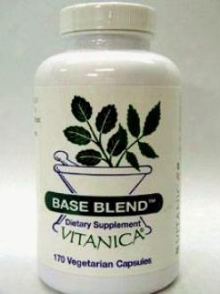 Vitanica's Base Blend 170 Vcaps