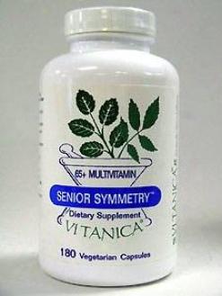 Vitanica's Senior Symmetry 180 Caps