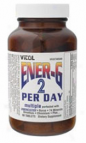 Vitol's Ener-g Two Per Day 60 Tab