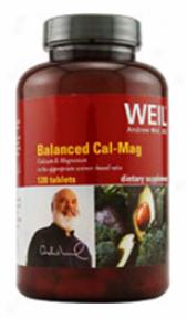 Weil's Balanced Cal Mag 120tabs