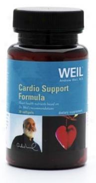 Weil's Cardio Support Formula 30sgel