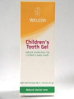 Weleda Body Care's Children's Tooth Gel