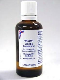 Weleda Body Care's Lobelia Compound