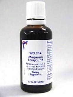 Weleda Body Care's Marjoram Compound