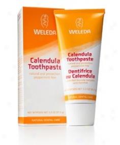 Weleda Calendula Toothpaste 3.3oz