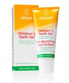 Weleda Children's Tooth Gel 1.78oz