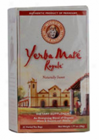 Wisdom Herbs Yerbamate Royale Supper Bulk 6oz