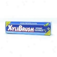 Xylichew  Xylibrush Peppermint Toothpaste 2.5oz
