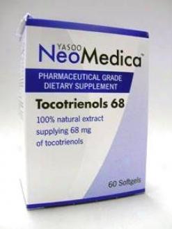Yasoo Health's Tocotrienols-68 60 Gels