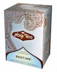 Yogi's Bedtime Tea Cert-organic Ancient Healng Form 16tbags