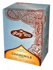 Yogi's Chamomile Tea Organic 16tbags