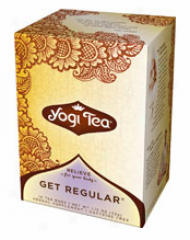 Yogi's Have Regular Tea 16tbags