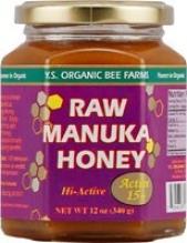 Y.s. Raw Manuka Honey 12 Oz (l14)