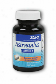 Zand Astragalus Formula 100tabs