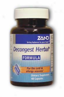 Zand Deongest Herbal 48caps